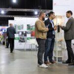 Op 15 en 16 mei 2019 organiseerde De Roeve XPO, in opdracht van VOM en Mikrocentrum, de vakbeurs Eurofinish+Materials in de Brabanthal, Leuven.