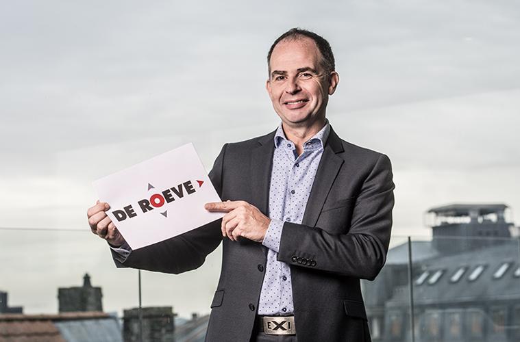 Koen De Roeve benoemd tot regio ambassadeur Dendermonde door Voka Regio Dendermonde