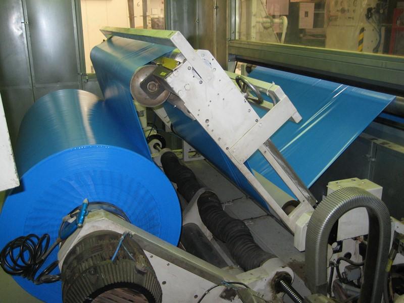 Retrofit van een slitter-rewinder in de kleefbandindustrie