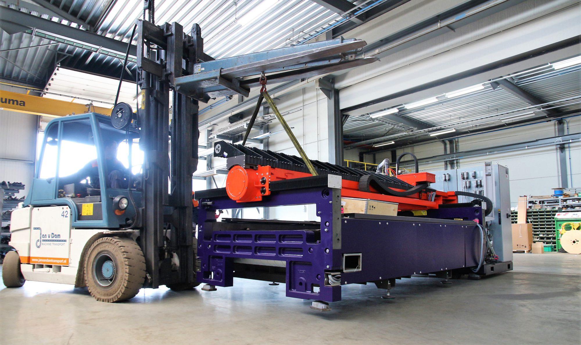 De Roeve Mechanical investeert fors in de toekomst