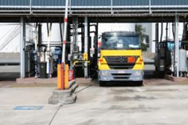 Veiligheids-PLC voor brandstofverdeeldepots